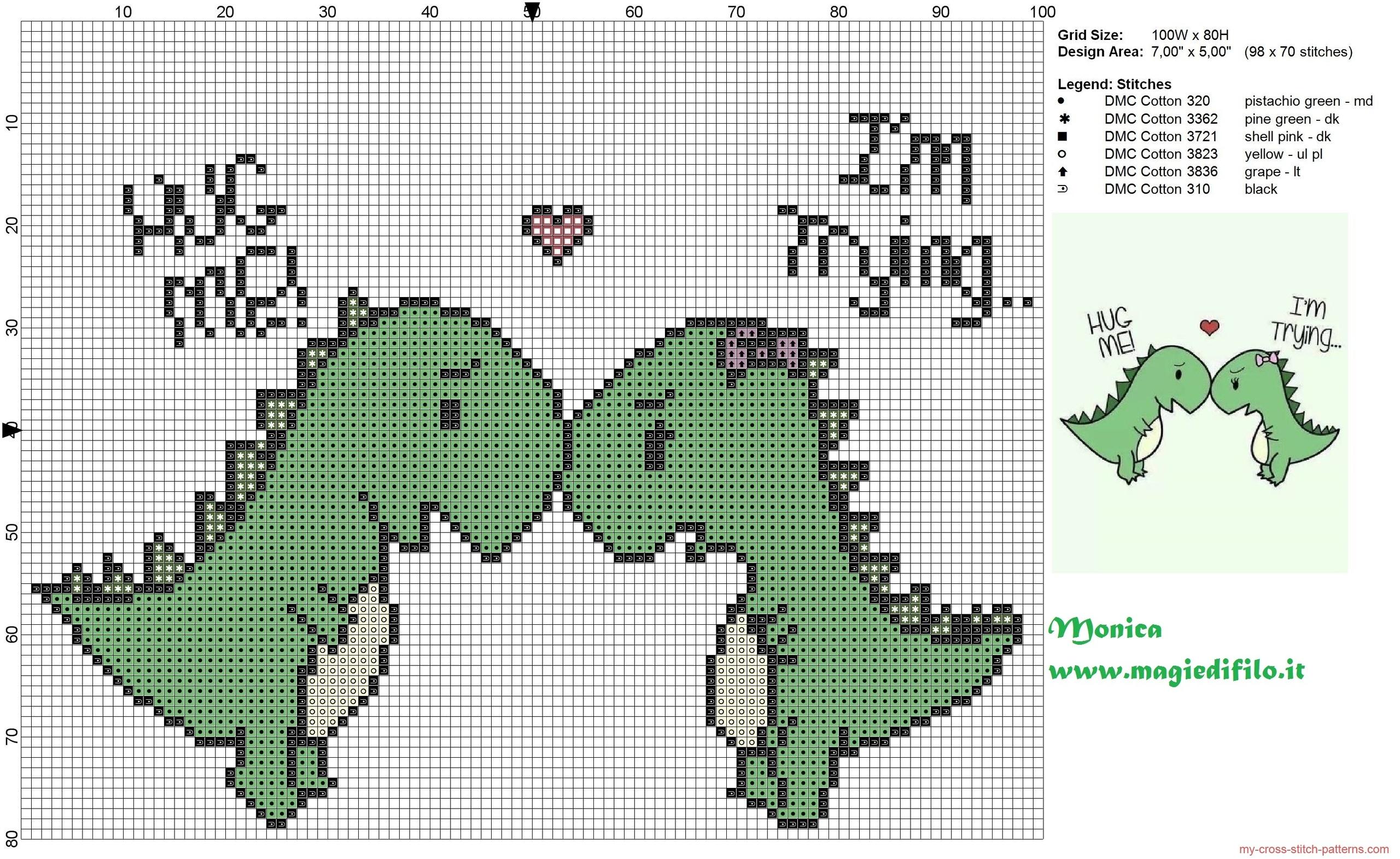 2_lovely_dinosaurs_cross_stitch_pattern_