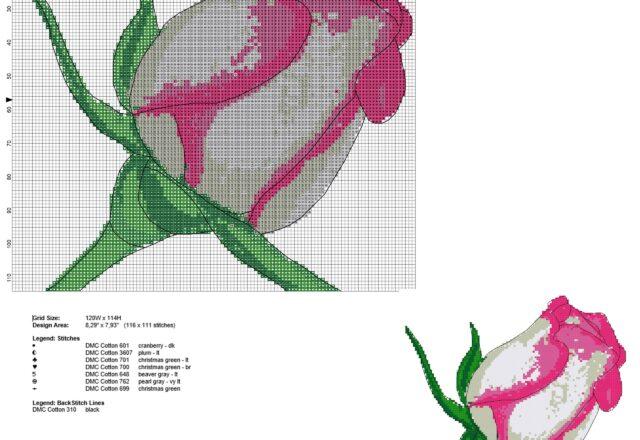a_beautiful_rose_bud_free_cross_stitch_pattern