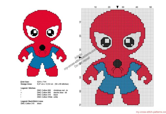 baby_spiderman_free_superheroes_cross_stitch_patterns_50x69