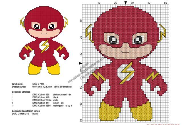 baby_the_flash_free_superheroes_cross_stitch_patterns_50x69