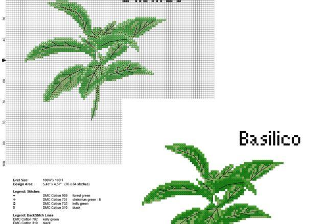 basil_herb_free_cross_stitch_pattern