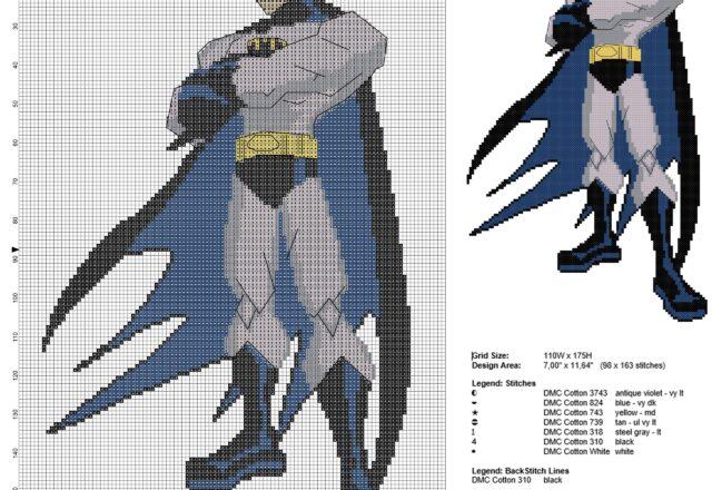 batman_free_cross_stitch_pattern_download