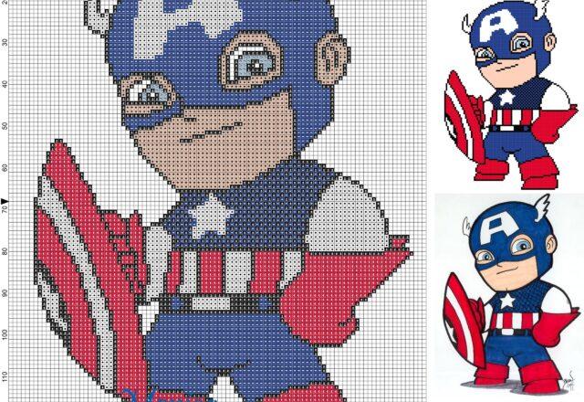 captain_america_chibi_cross_stitch_pattern_