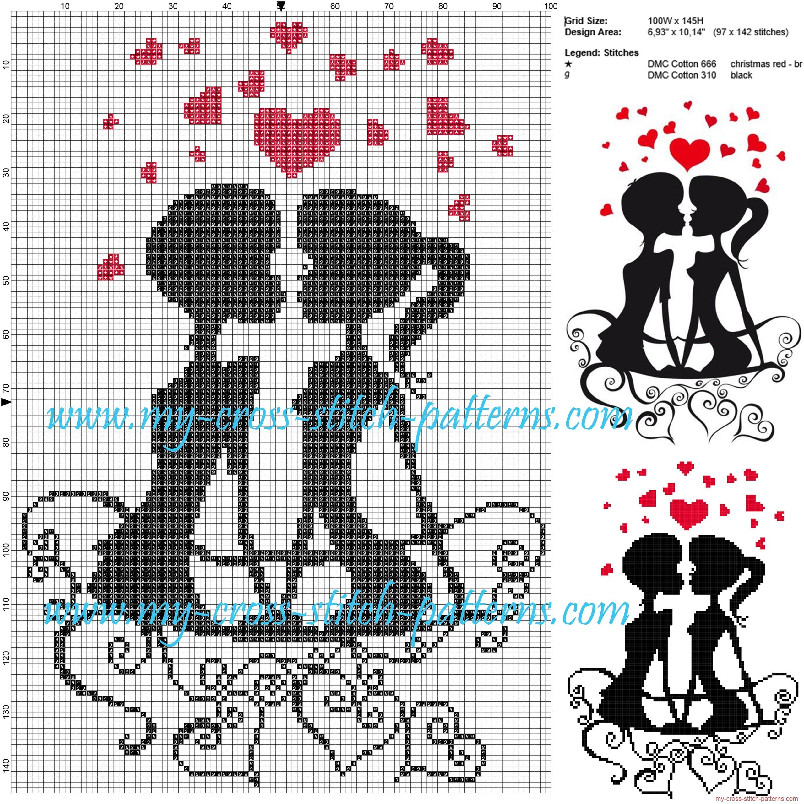 couple_cross_stitch_pattern_