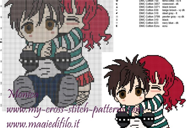 couples_hugging_cross_stitch_pattern_