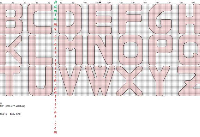 cross_stitch_alphabet_pink_baby_25x25