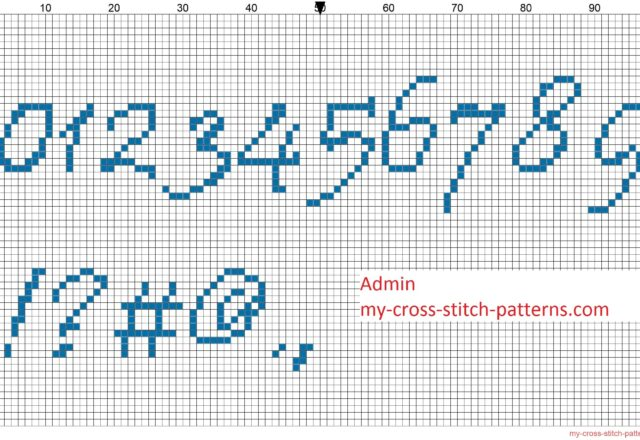 cross_stitch_alphabet_pristina_font_numbers_and_special_characters