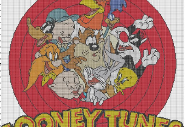 cross_stitch_baby_blanket_with_looney_tunes_characters_full_pattern