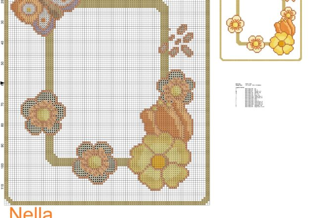 cross_stitch_pattern_thun_doily_flowers_and_butterfly