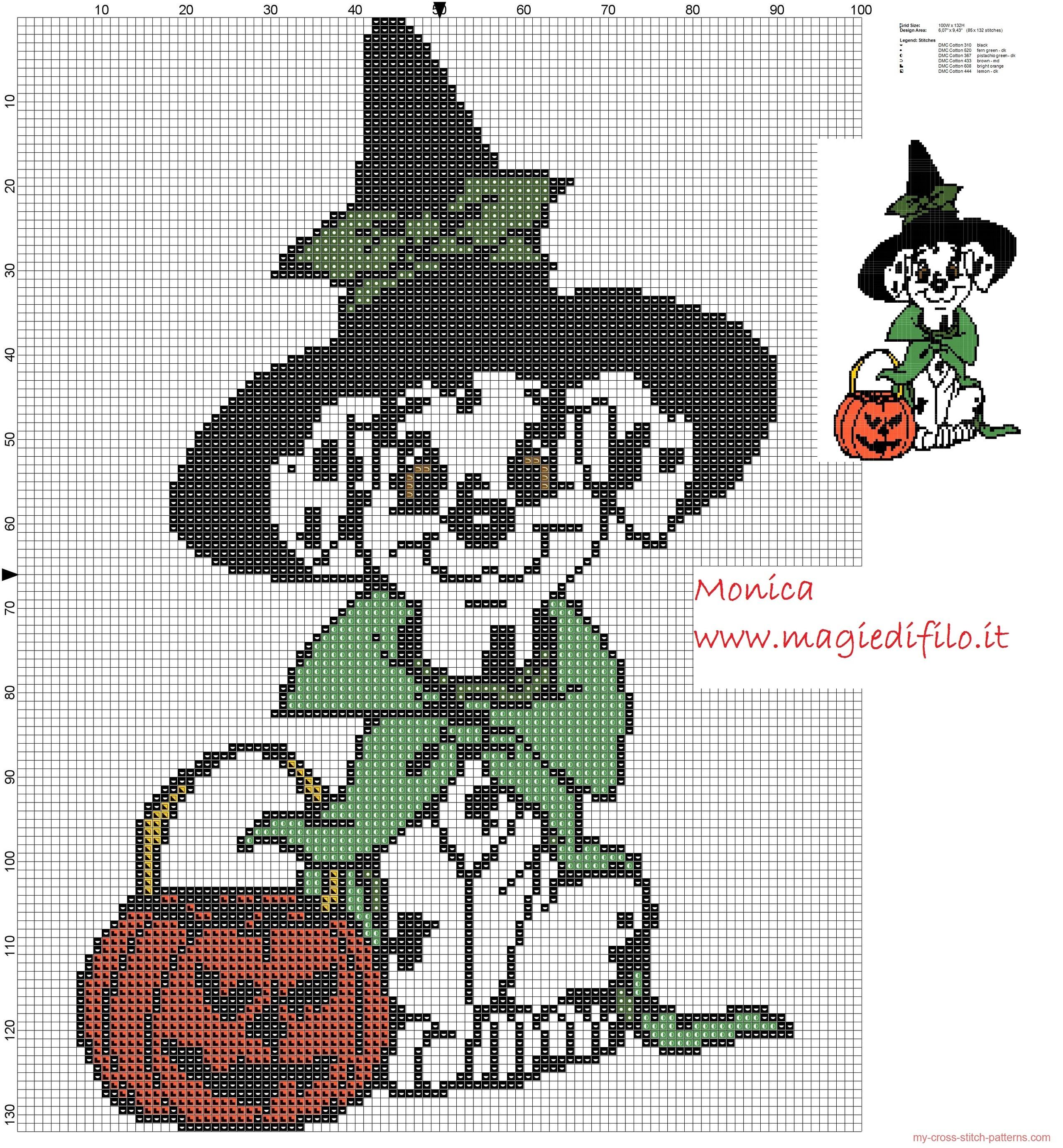 dalmatian_puppy_witch_cross_stitch_pattern_