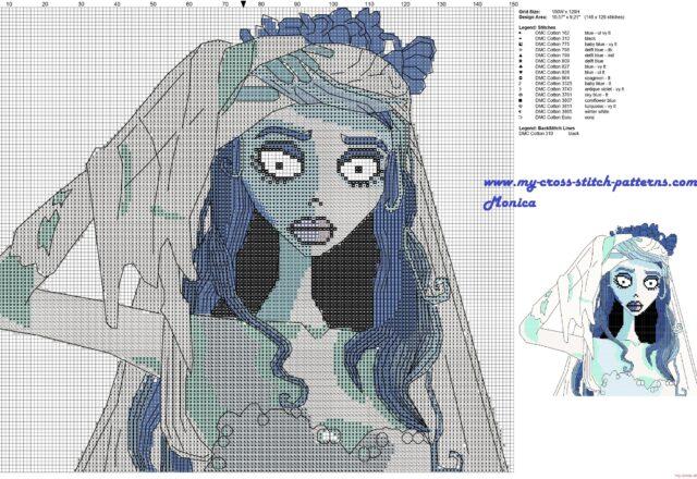 emily_the_corpse_bride_cross_stitch_pattern_