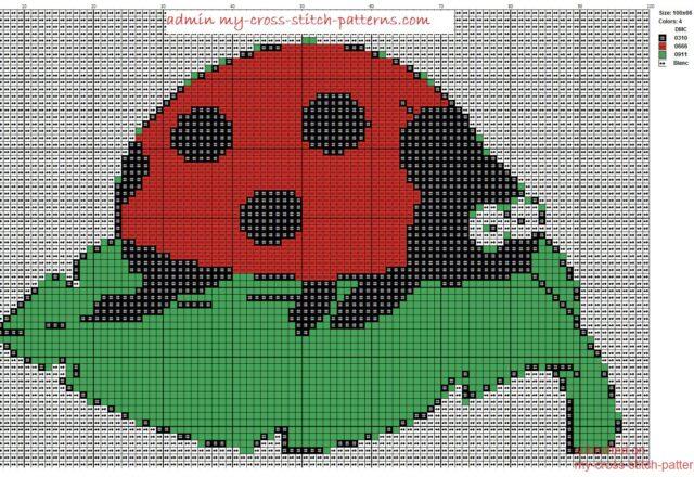 funny_ladybug_cross_stitch_pattern_scheme_maker_100x66_4_dmc_threads