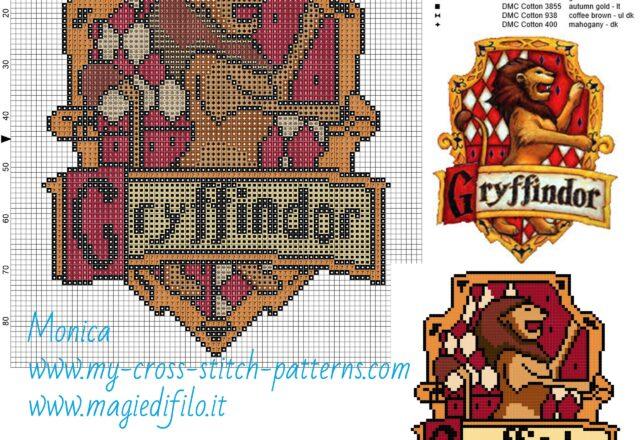 gryffindor_cross_stitch_pattern_