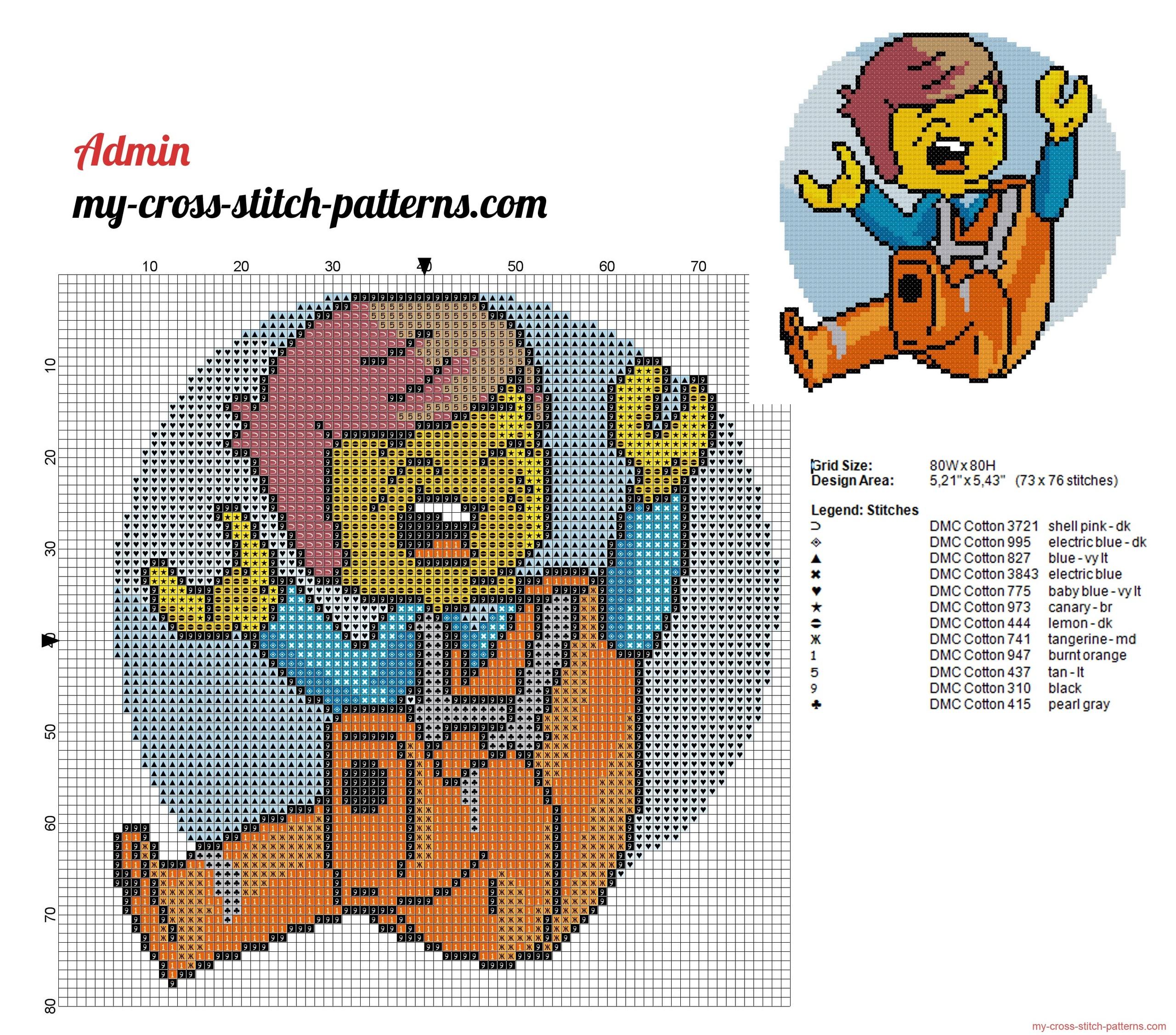 lego_emmet_brickowski_the_lego_movie_cross_stitch_pattern
