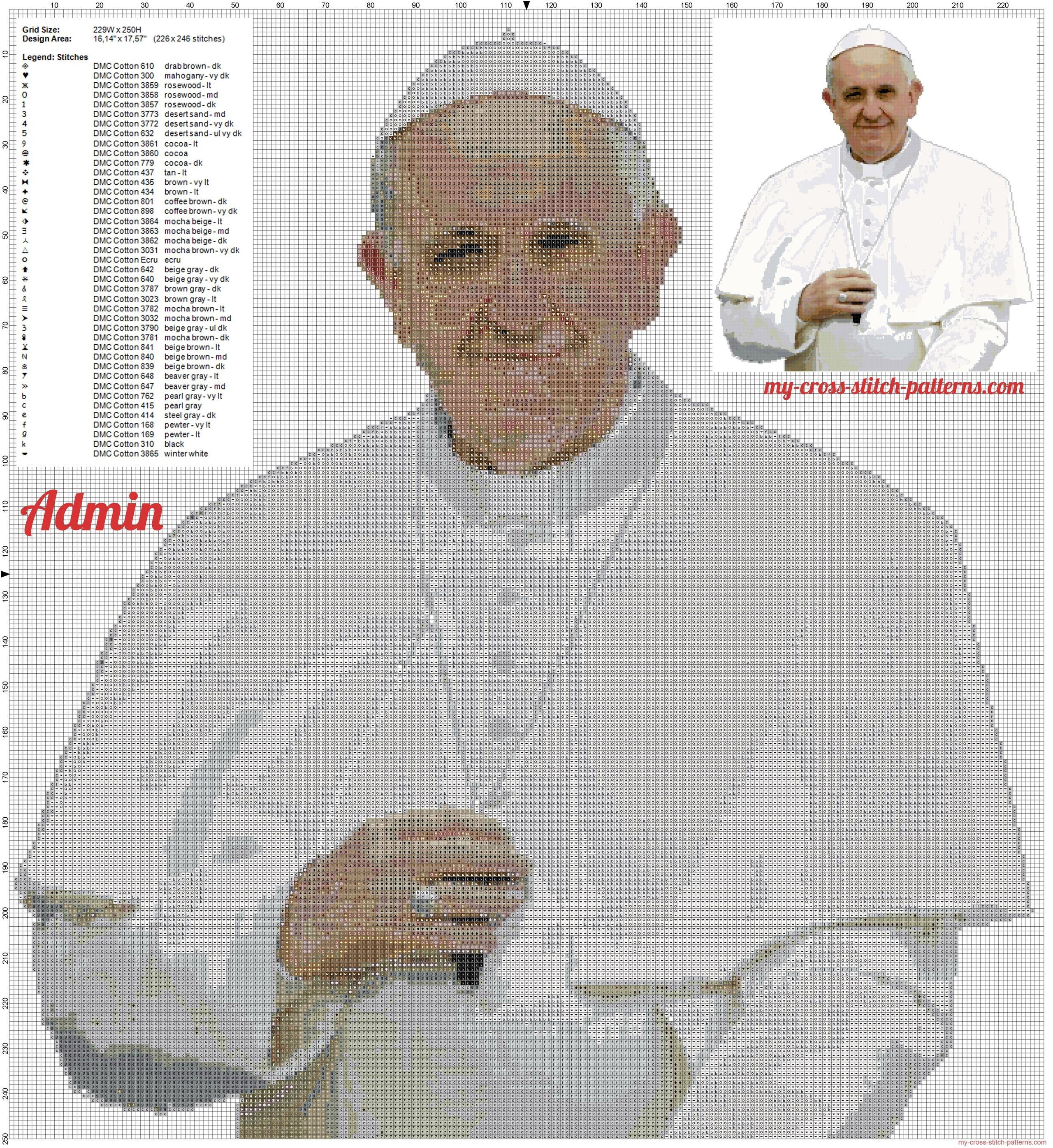 pope_francis_a_new_cross_stitch_pattern_free
