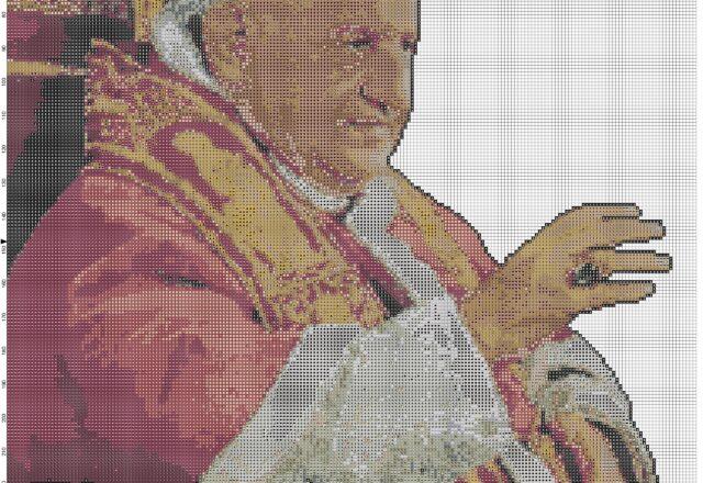 pope_john_xxiii_pope_roncalli_cross_stitch_pattern_full_pattern