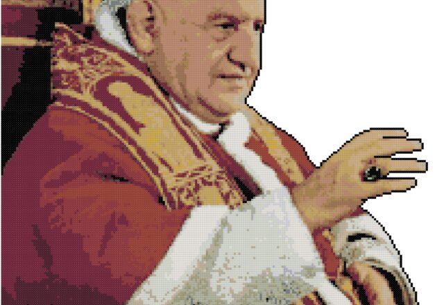 pope_john_xxiii_pope_roncalli_cross_stitch_pattern_preview