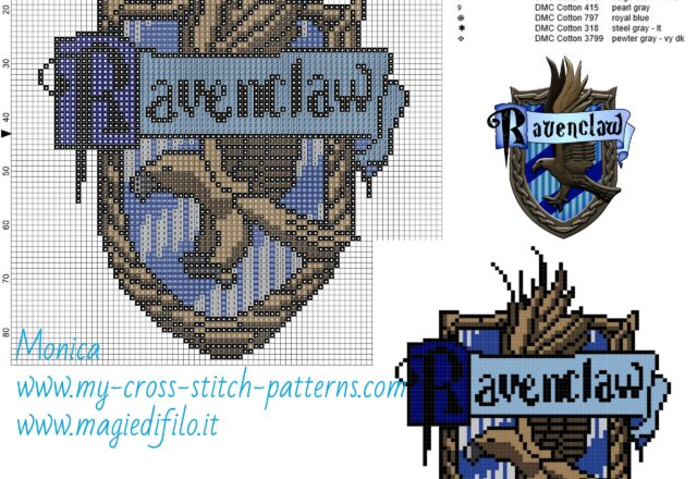 ravenclaw_cross_stitch_pattern_