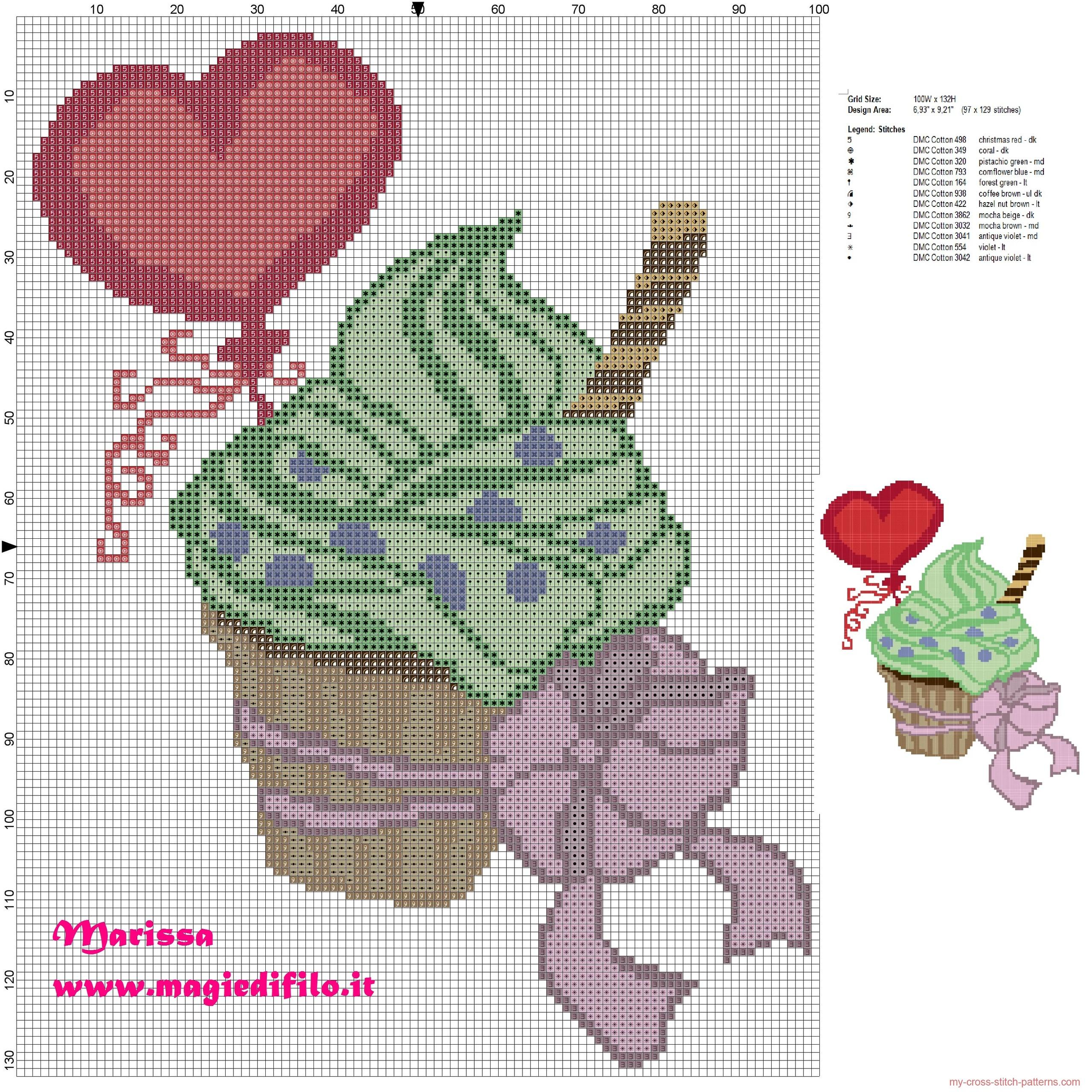romantic_cupcake