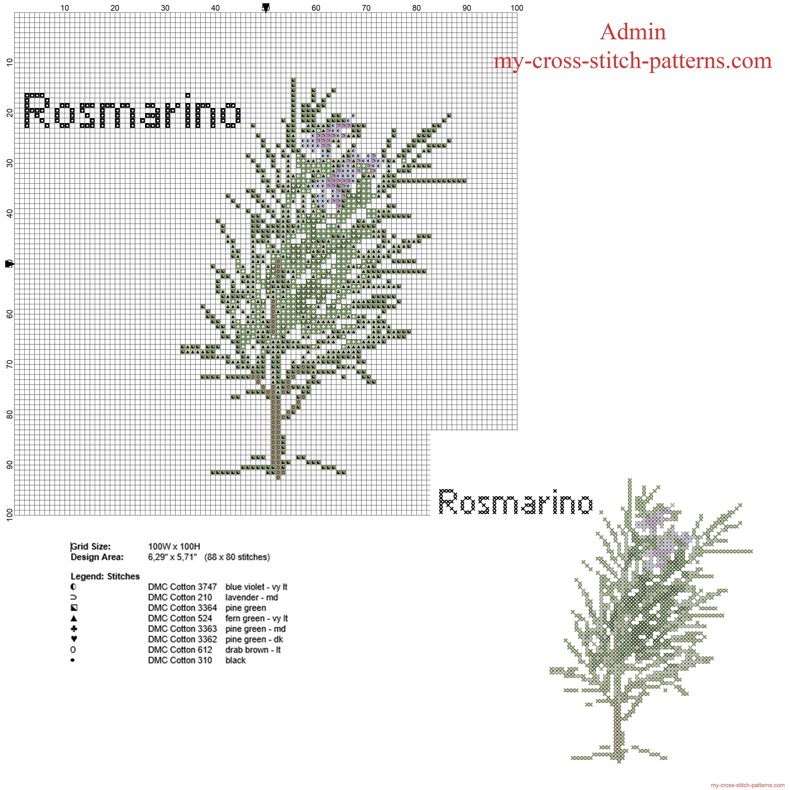 rosemary_herb_in_nature_category_free_and_small_cross_stitch_pattern