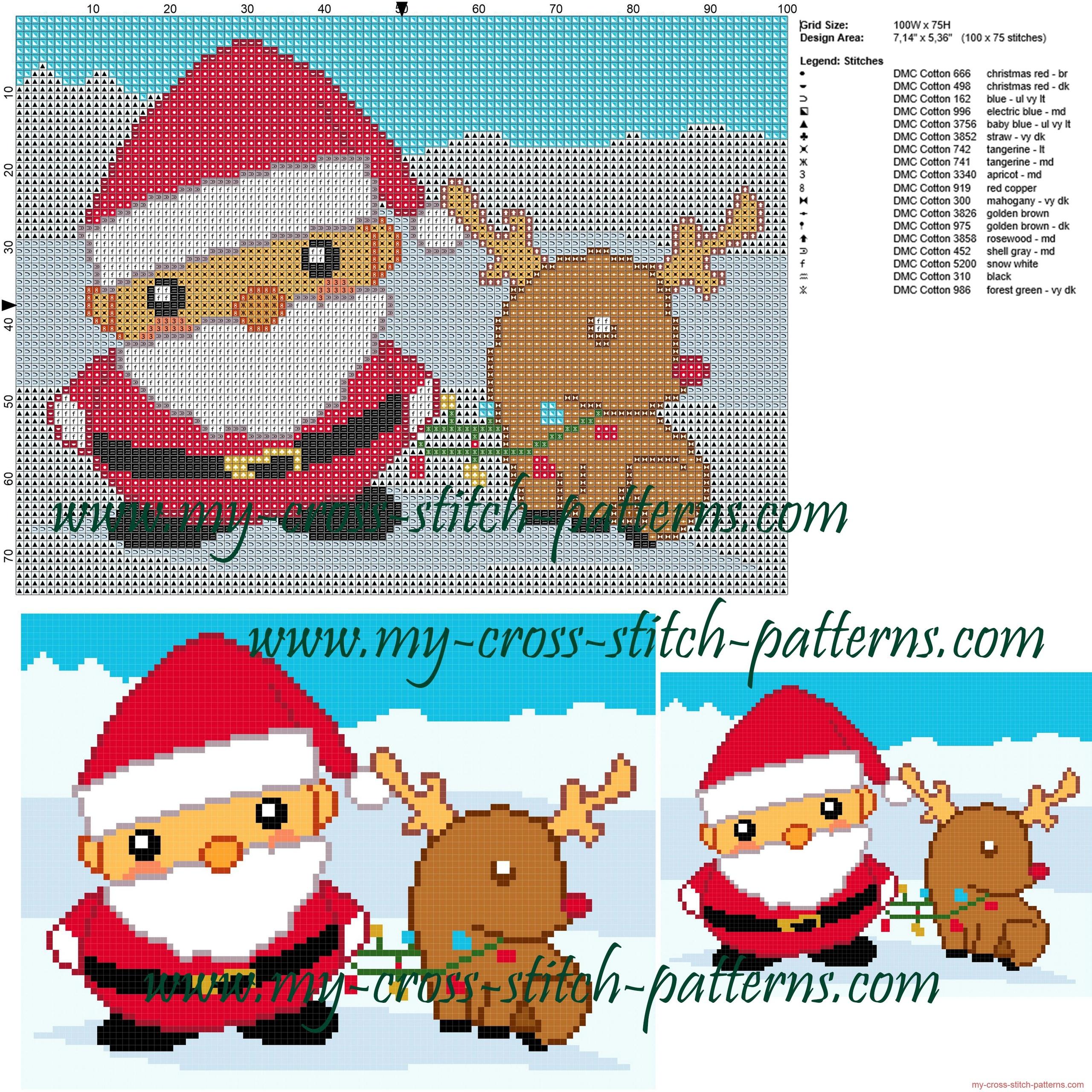 santa_claus_cross_stitch_pattern__2