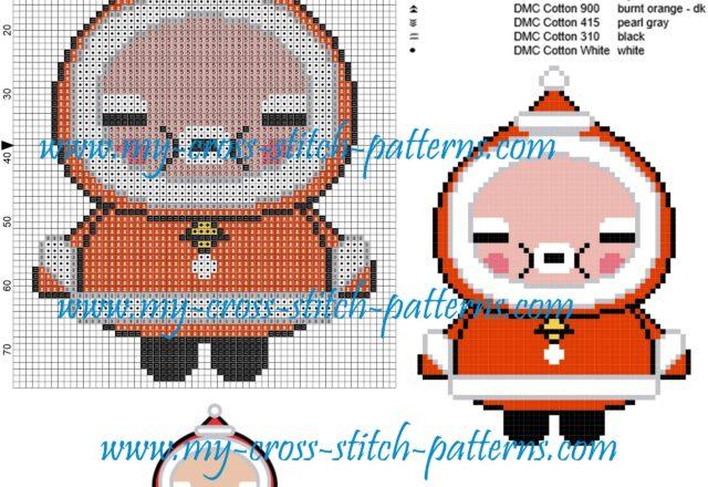 santa_claus_pucca_cross_stitch_pattern_
