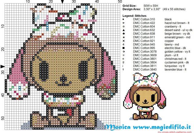 sweet_dog_tokidoki_cross_stitch_pattern