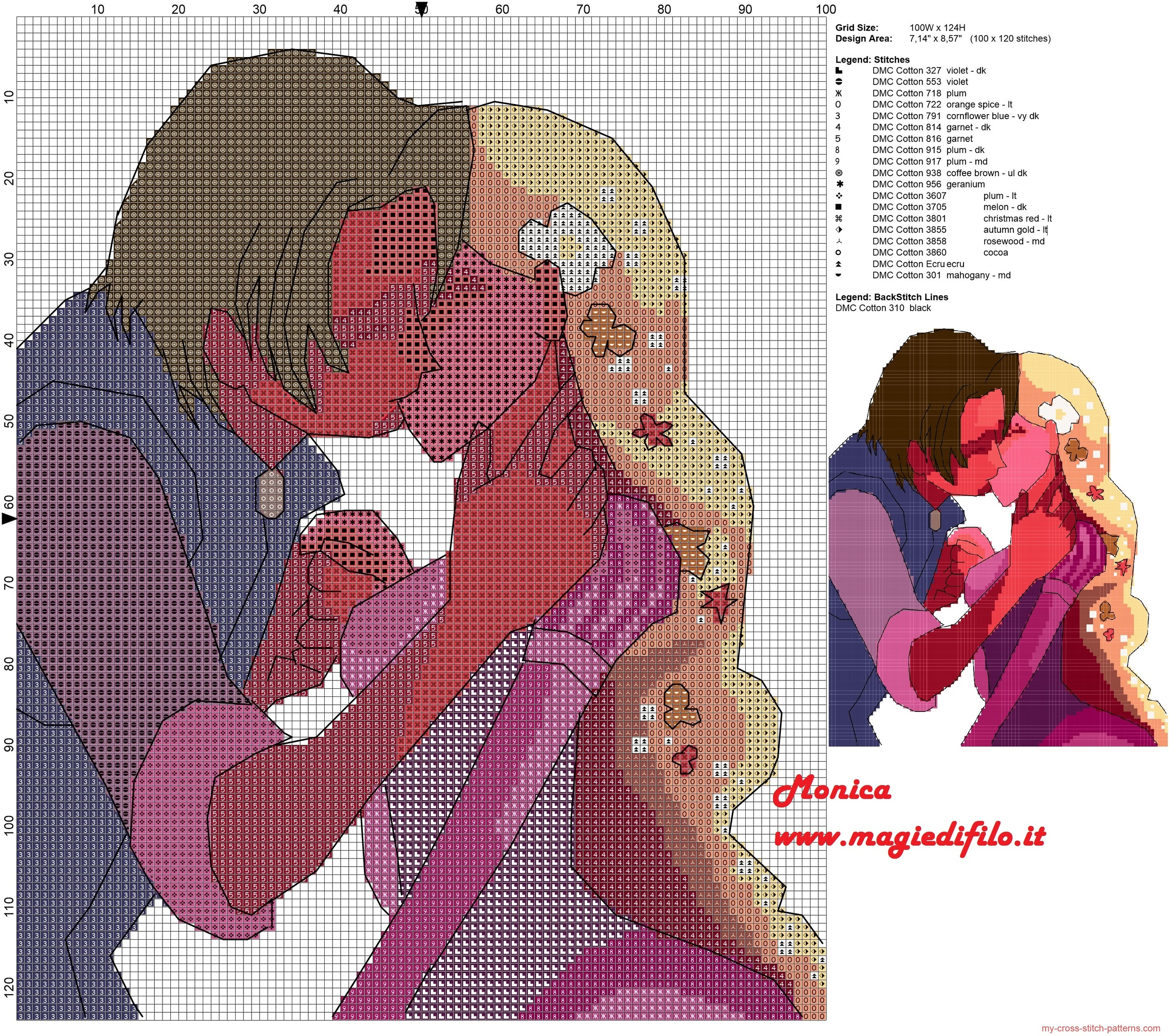 tangled_and_eugene_cross_stitch_pattern_
