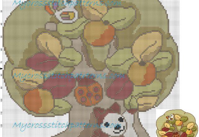 the_four_seasons_thun_autumn_free_cross_stitch_pattern