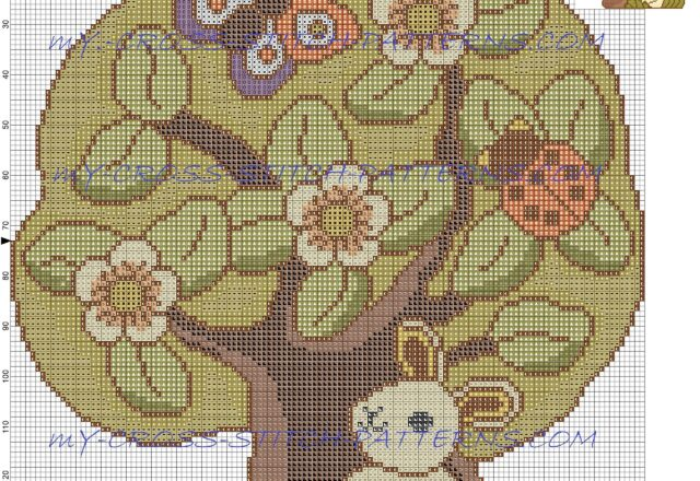 the_four_seasons_thun_spring_free_cross_stitch_pattern