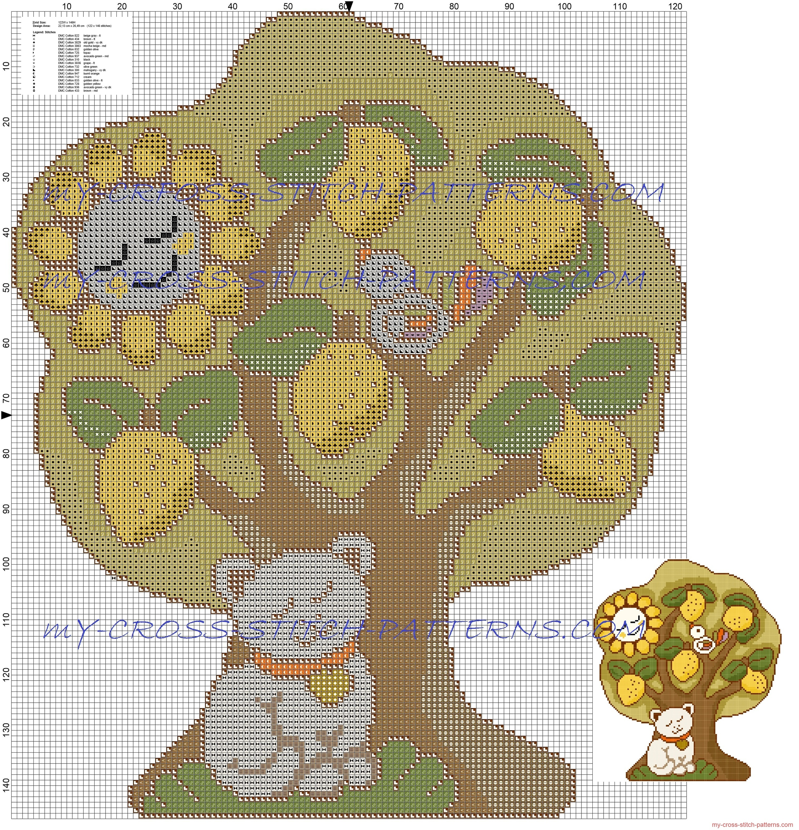 the_four_seasons_thun_summer_free_cross_stitch_pattern