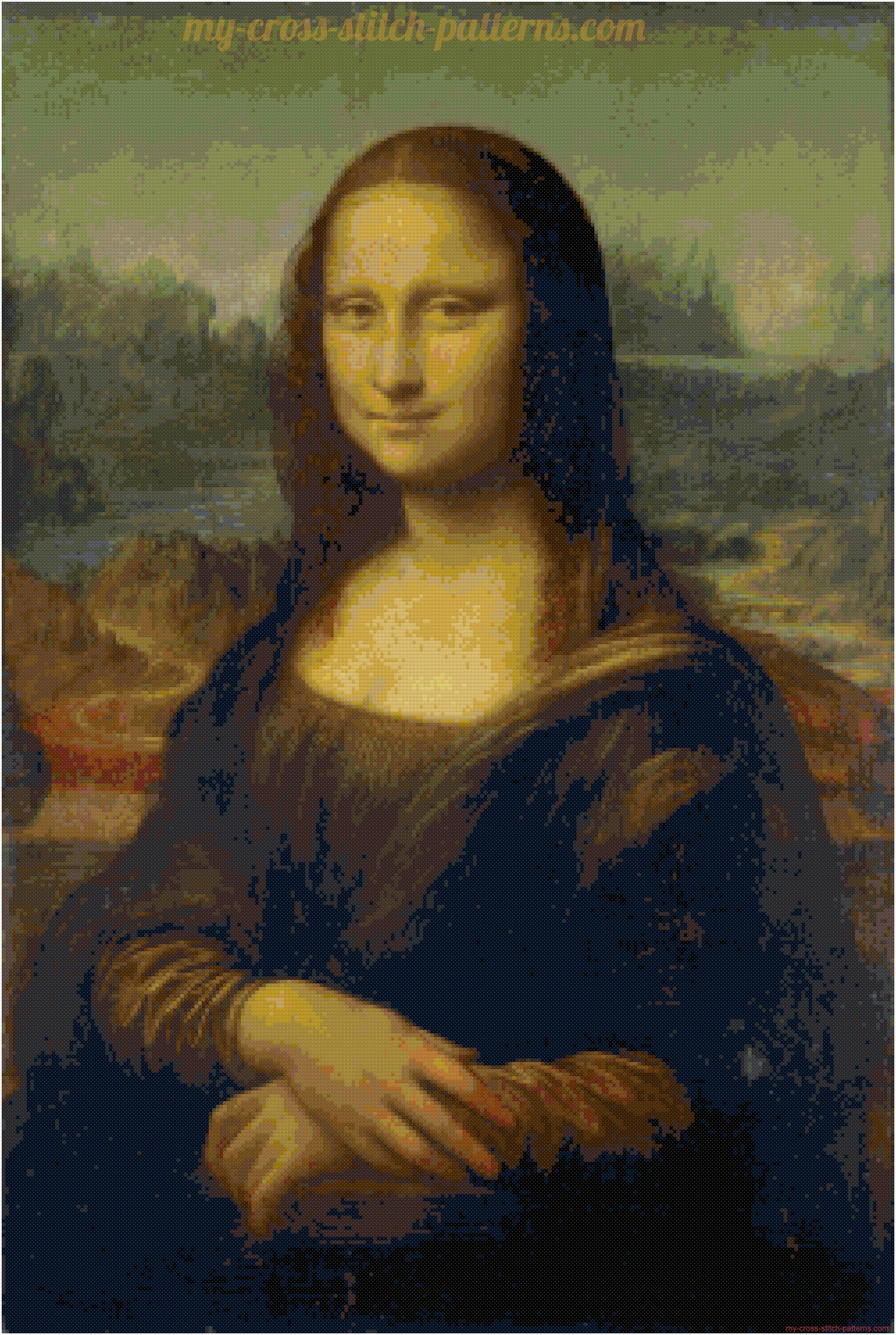 the_mona_lisa_cross_stitch_pattern_preview