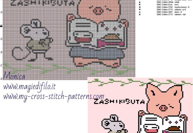 zashikibuta_2_cross_stitch_pattern_