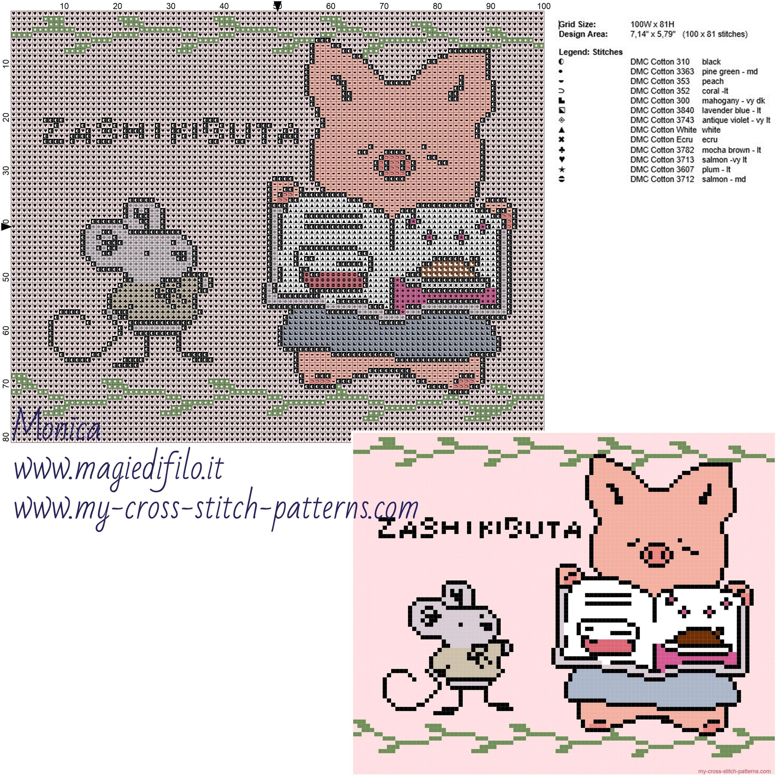 zashikibuta_2_cross_stitch_pattern_