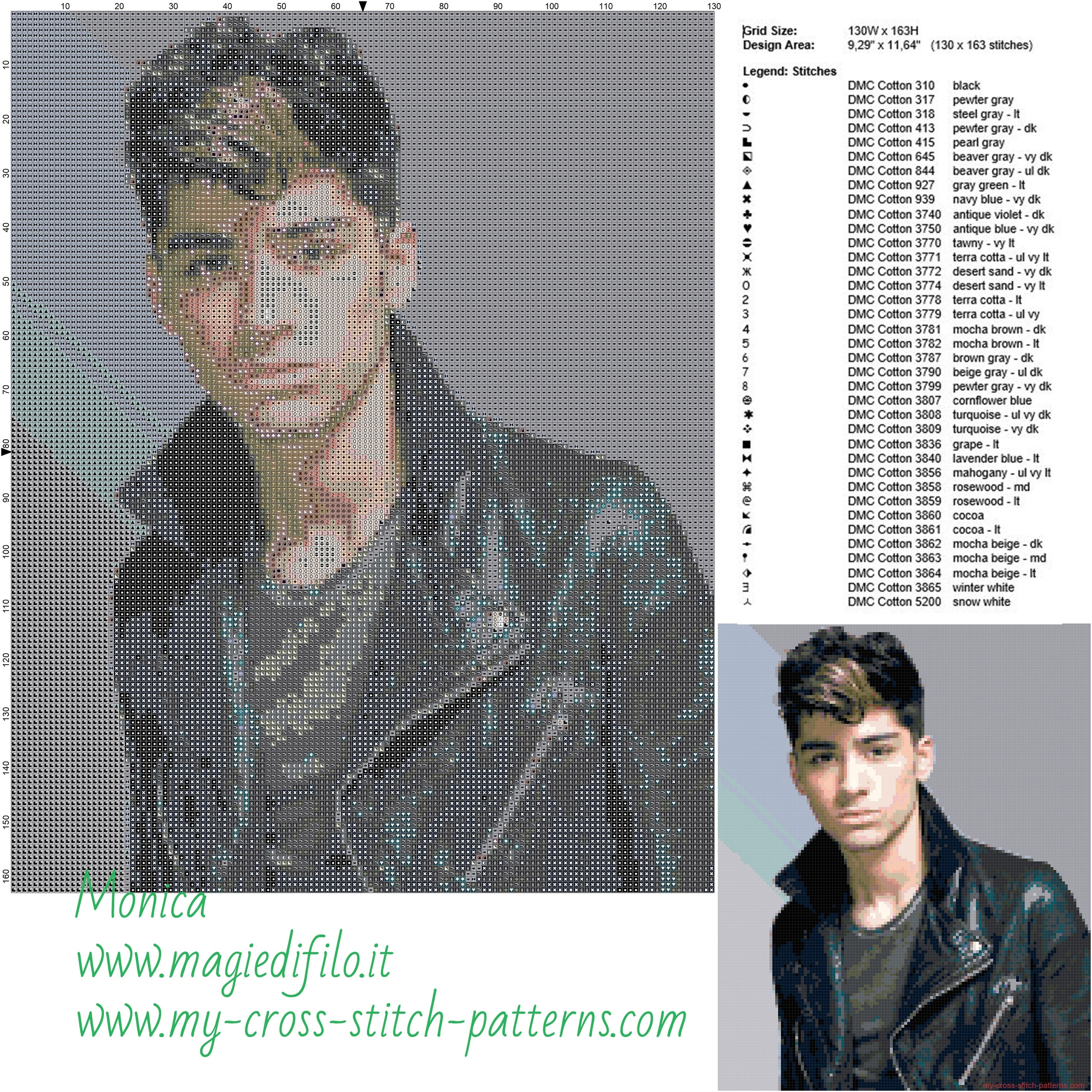 zayn_malik_one_direction_cross_stitch_pattern_